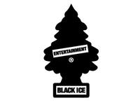 Black Ice Medallion Logo pt1
