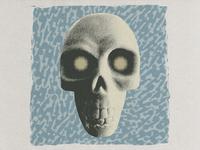 Fish Tank Skull