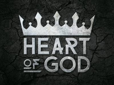 Heart Of God brand heart of god design logo post-production digital illustrator photoshop
