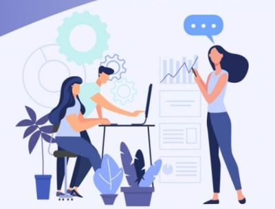A Complete Guide of Workforce Scheduling For 2020 cutehr branding vector illustration workforce management workforce scheduling software