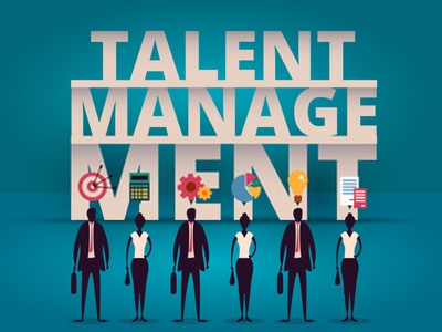 Top Talent Management Models to Know For HR's in 2020 cutehr branding vector illustration talent management models