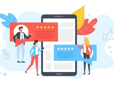WPOven Reviews - See What Our Customers Say About Us design wpoven branding vector illustration