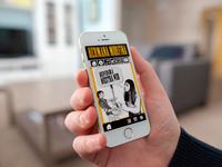 Web Mobile: Hermana Morfina