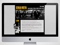 Web:Hermana Morfina (2013)