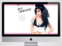 Web Amy Winehouse