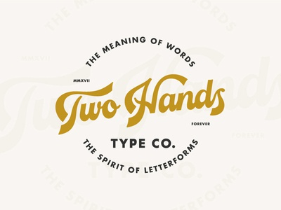 Two Hands Type Co.
