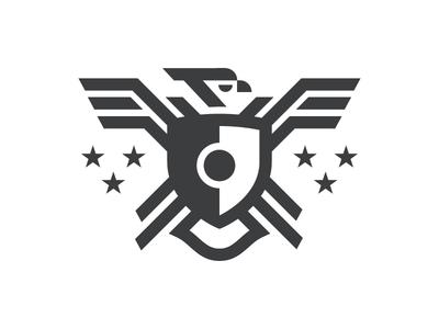 Wichita Flag Eagle