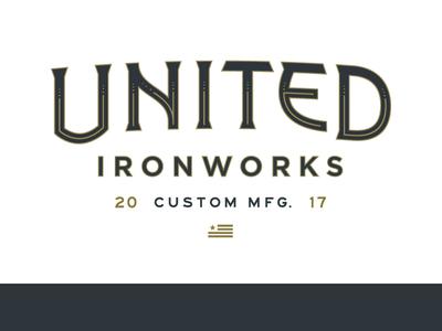 United Ironworks Update