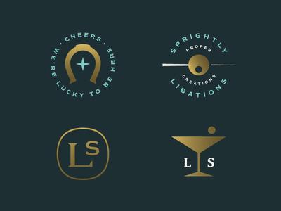 Lucky Spirits Brand Extras