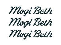 Mogi Beth Outtake #1