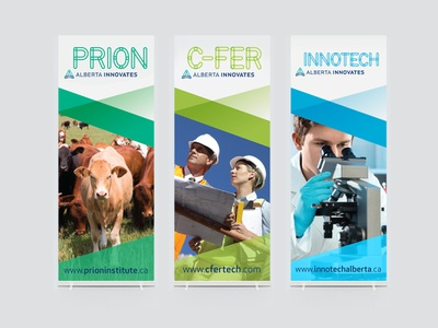 Science and Technology Trade Show Pop Ups science logo agriculture corporate science banner pop up booth tradeshow trademark