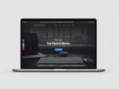 Top Pocket Media - Website Design and Development websitedesign website webdev