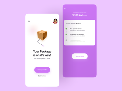 Delivery app delivery app minimal appdesign uidesigner uxdesign uiuxdesign dailyui inspiration app uiux app design uidesign ui ux design