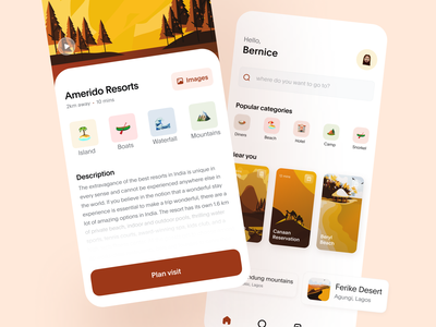 Travel planning app uiuxdesign dribbble app uxdesign uiux app design uidesign ui ux dailyui design