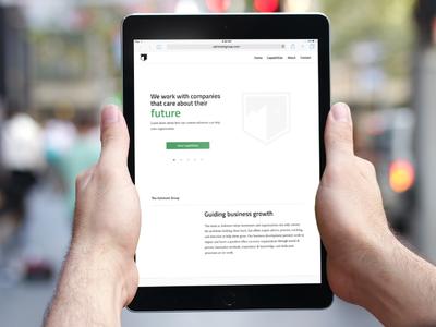 Ashmont Website Preview
