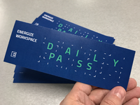 Energize Workspace Daily Passes