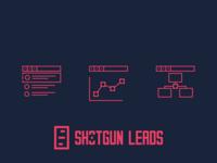 Icons for SHOTGUN Leads