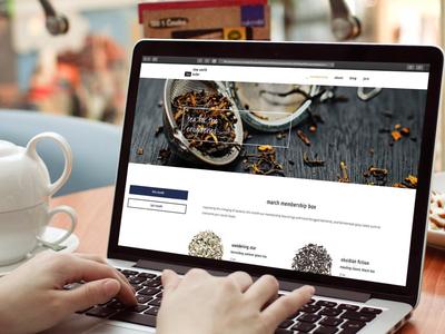 New World Tea Order Website