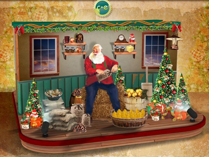 Christmas Idea By Antonio Argolo On Dribbble