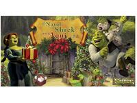 Shrek Posters Christmas