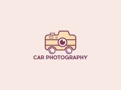 Car Photography  Logo logodesign car wheel logo car logo travel photography logo photography car camera logo photography logo car logo design typography creative logo ux coloring logo vector minimal branding illustration design logo design logo