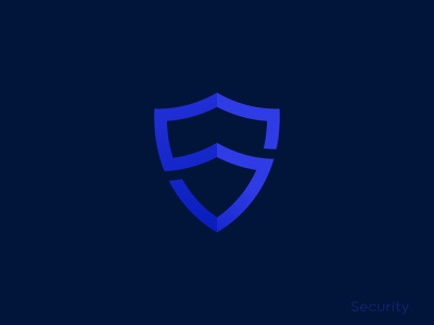 Security Shield  S Logo Icon shield s logo security system shield logo creative design creativity creative logo wordmark logo icon coloring logo vector minimal illustration branding design logo security app security logo