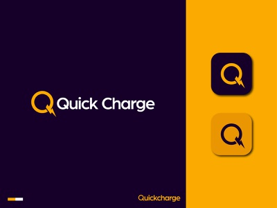 Q Charge Logo simple sparkie logo q sparkie logo wordmark logo coloring logo vector minimal illustration branding design logo sketch quick charge logo quick logo charge logo q logo