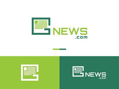 G News paper logo lettermark g papper logo design g letter logo logodesign new wordmark logo vector coloring logo minimal illustration creative logo website logo g news logo news logo branding design logo