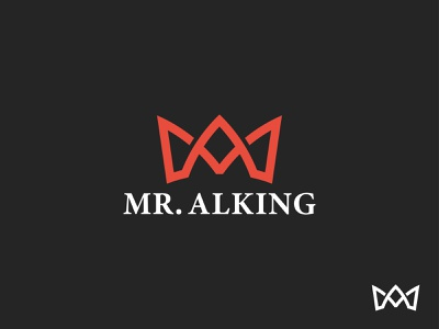King Logo Letter MA best logo design mr. logo color logo am logo am wordmark logo ma logo letter logo design letter logo logotype creative logo icon wordmark logo coloring logo vector minimal illustration branding design king logo logo
