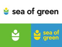 Sea of Green Logo