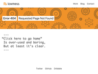 Haiku Error Page [WIP]