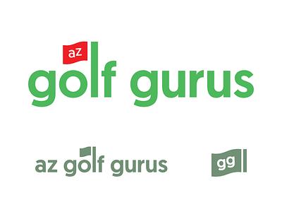 AZ Golf Gurus icon logo