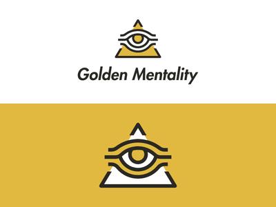 Golden Mentality Logo