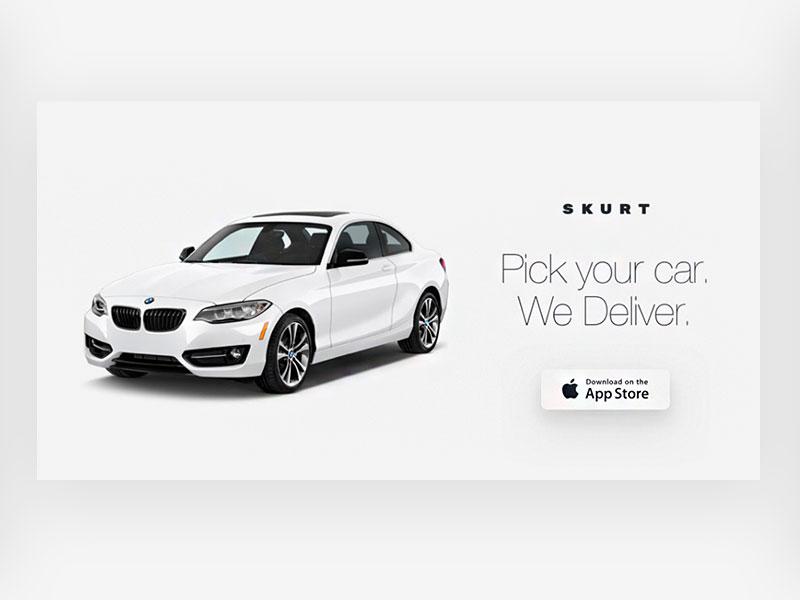 Ad  car tech facebook ads banner