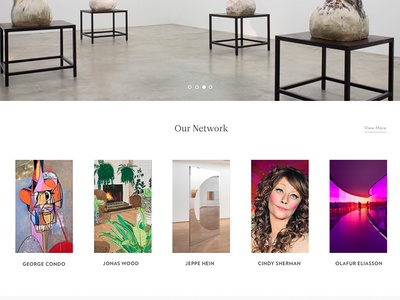 Art Advisor website