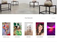 Art Advisor website