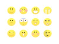 Yellow Emoji In 2016