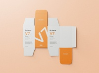 Dr.Jart+ Packaging Design packaging branding package design design