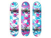 Skate Graphics Theme 3