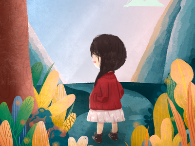 The girl creation