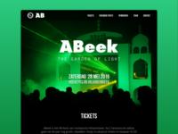 Abeek responsive website