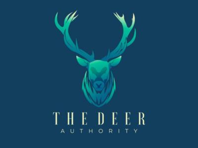 The Deer Logo