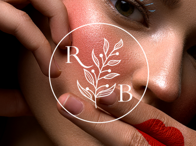 Reverence Beauty - Cosmetic Brand fashion beauty logo makeup cosmetic logo brand design