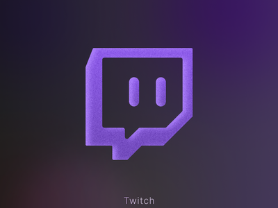 Twitch redesigned redesign branding 3d logos logo twitch logo twitch.tv twitch