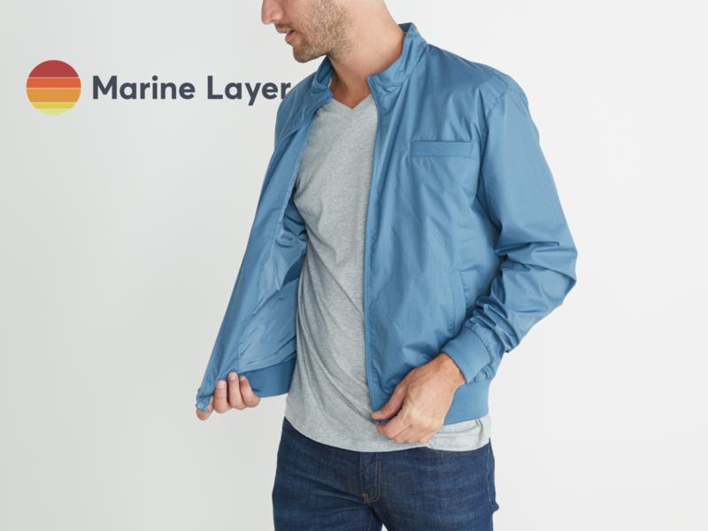 Marine Layer - Men's Apparel Design S/S '17 garment print design clothing design lifestyle brand fashion brand apparel design shoes new balance