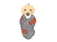 Johns Hopkins Health Review | Postpartum Depression Illustration