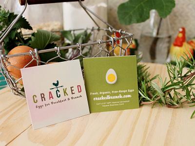 Branding Package logo design identity branding typography networking restaurant coupon natural breakfast egg postcard flyer business card businesscard business logo