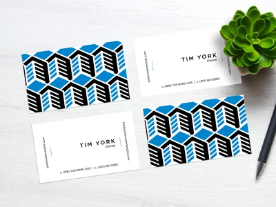 Logo and Business Card Design networking creative marketing print business vector york finance investment typography design brand identity mark logo