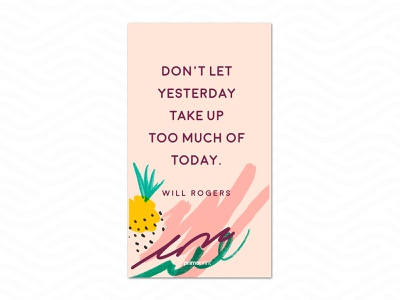 Mobile Download: August vector illustration typography rogers quote download mobile free design graphic