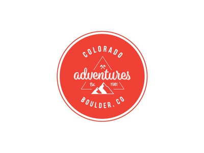 Colorado Adventures Logo